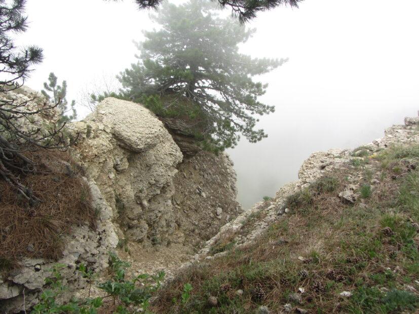 В районе Таракташской тропы спасали заблудившихся туристов